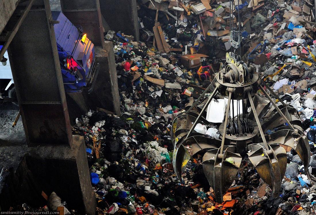 Госдума приравняла сжигание мусора к переработке