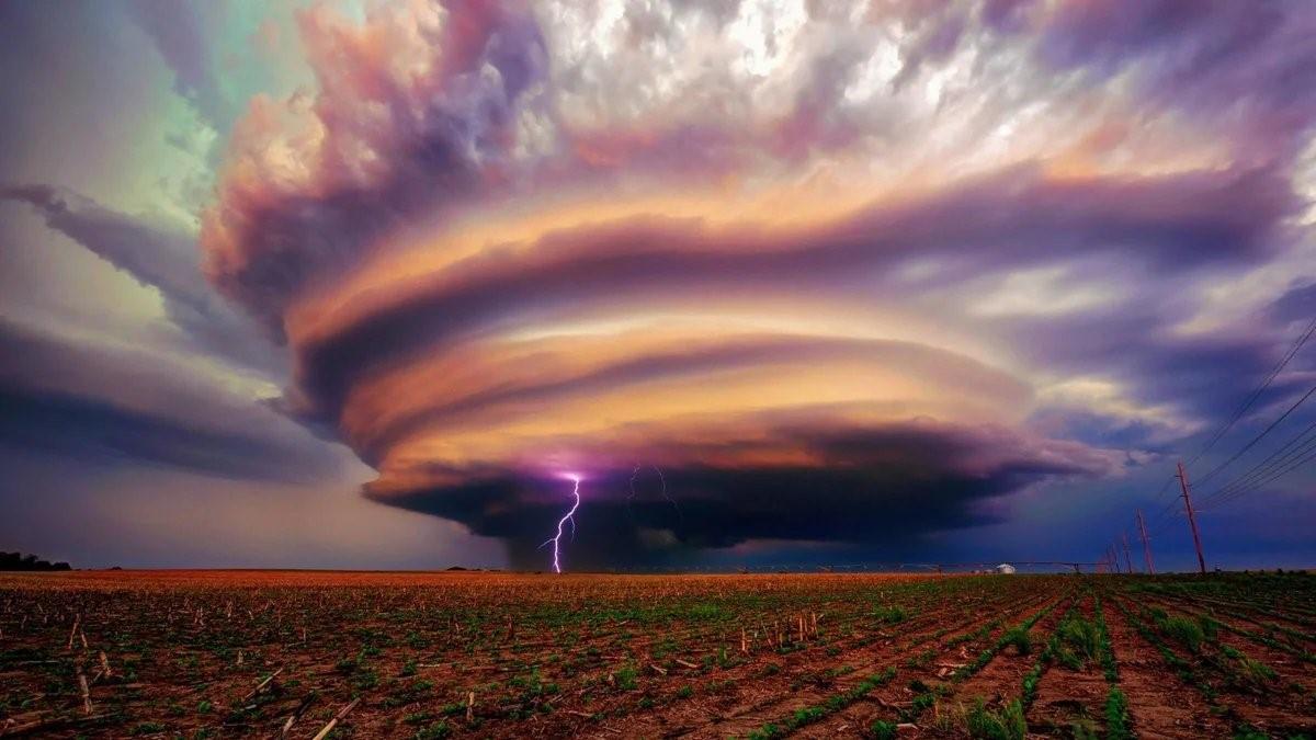 Почему в США часто бушуют торнадо, а в России нет?