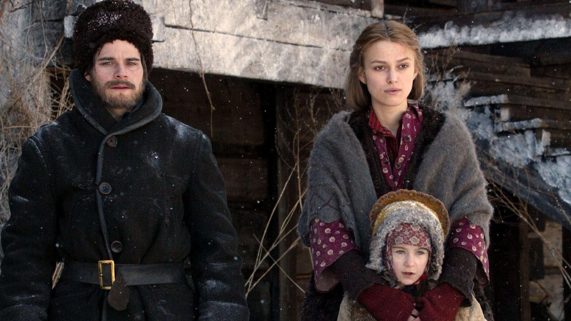 Прекрасные фильмы Голливуда, основой для которых стала русская классика