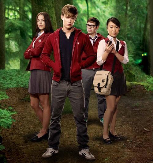 5 сериалов, схожих с Гарри Поттером