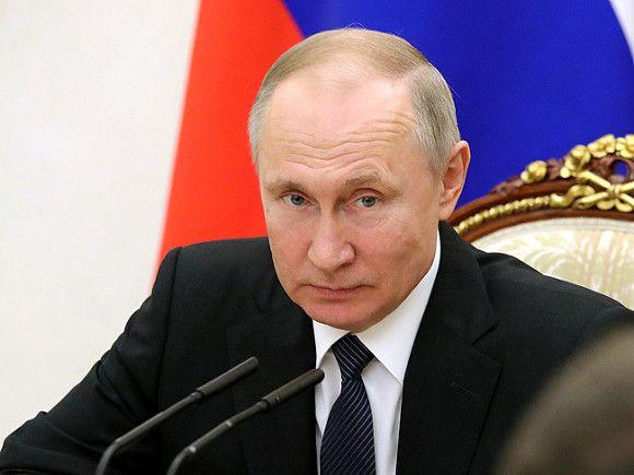 Владимир Путин пытается внедрить новую схему управления государством