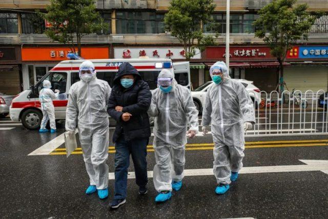 Коронавирус мог распространяться по Китаю с прошлого лета