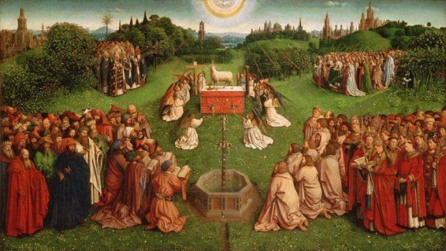Праздник всех святых, в земле Российской просиявших отмечают 21 июня