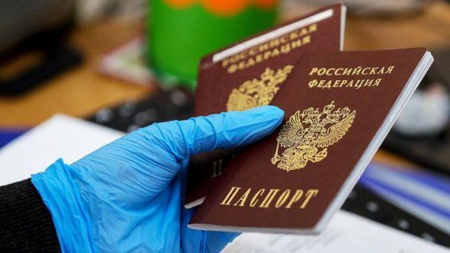 Закон о получении гражданства РФ в упрощенном порядке подписал Путин