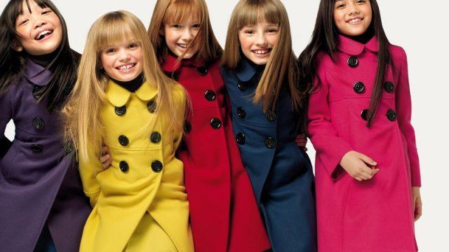 Верхняя одежда для девочек — варианты на каждый день и на выход