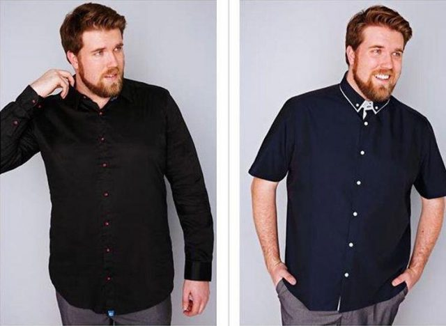 Где приобрести одежду больших размеров для мужчин