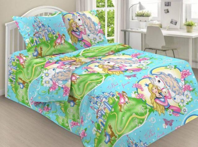 Выбираем постельное белье из поплина для ребенка