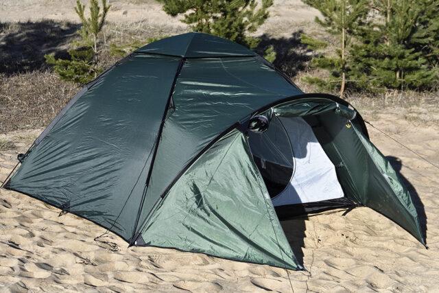 На что обратить внимание при выборе туристической палатки