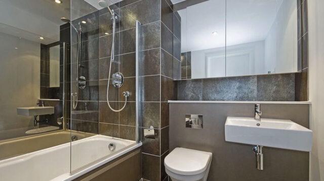 Качественный ремонт ванной комнаты в Красноярске