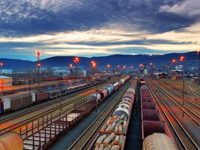 Железнодорожные перевозки через страны СНГ