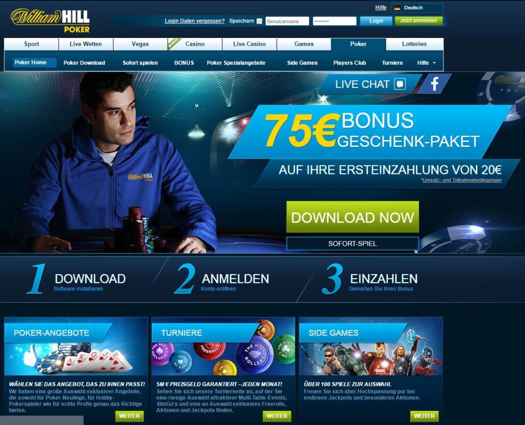 William Hill казино
